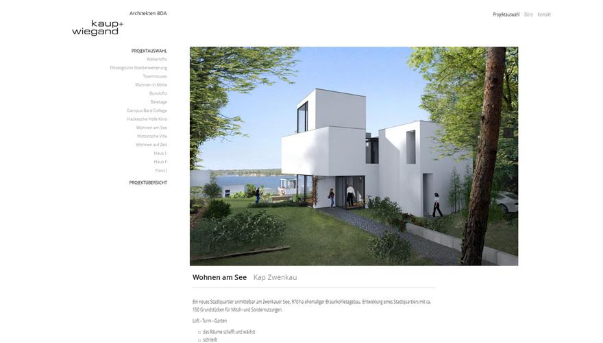 Screenshot Home