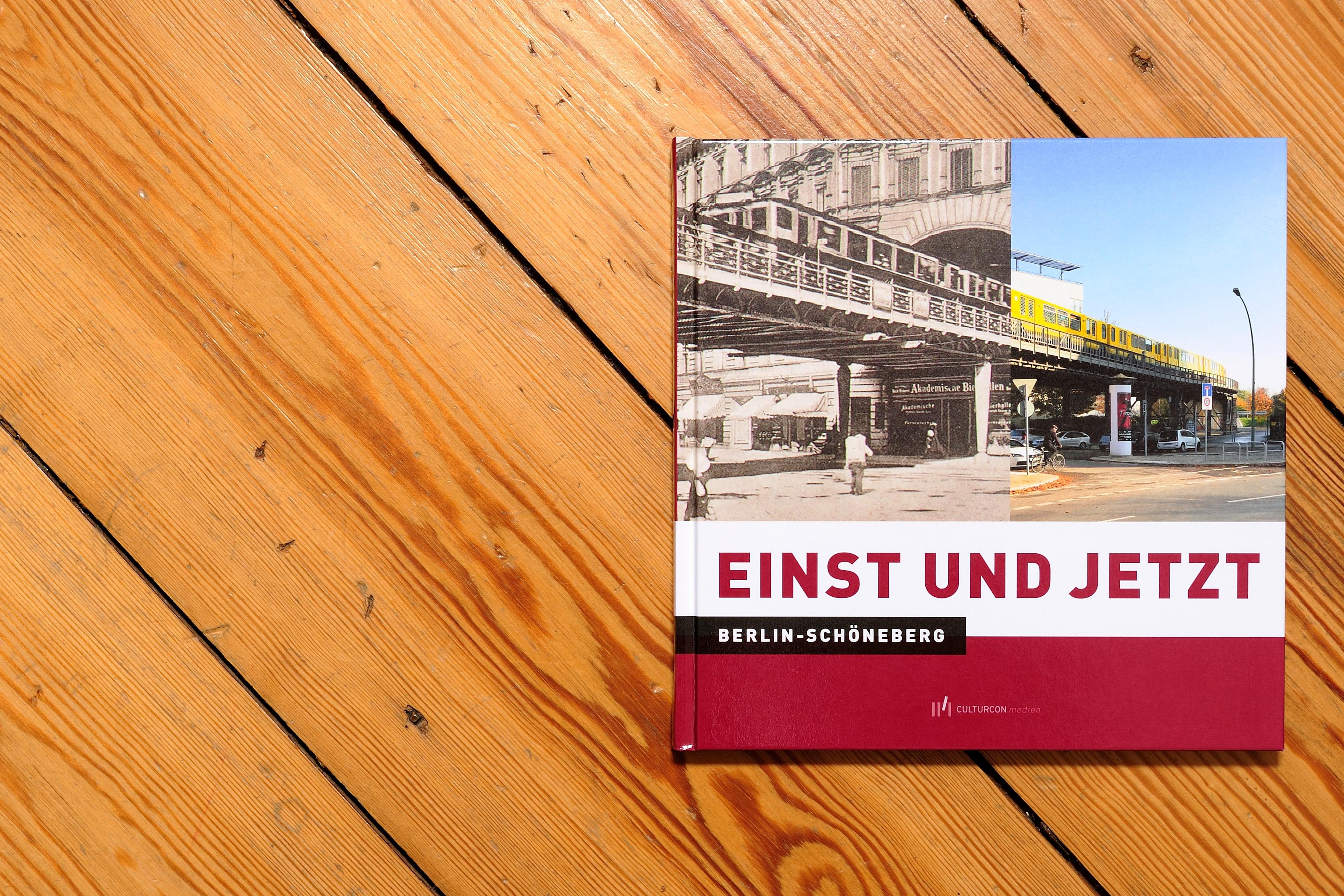 Cover Einst und Jetzt - Berlin-Schöneberg