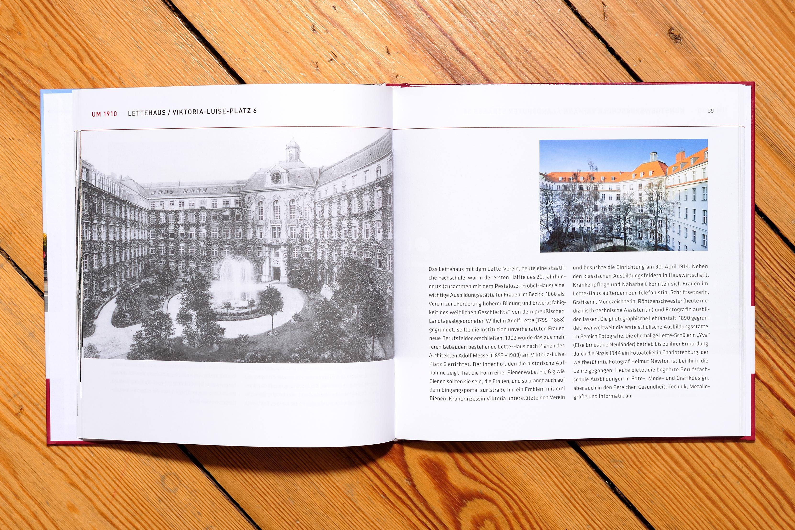 Einst und Jetzt - Berlin-Schöneberg